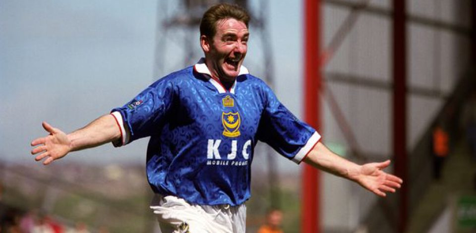 Pompey Cult Heroes Eleven