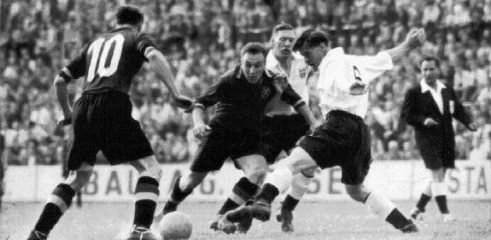 Pompey World Cup Finals Eleven